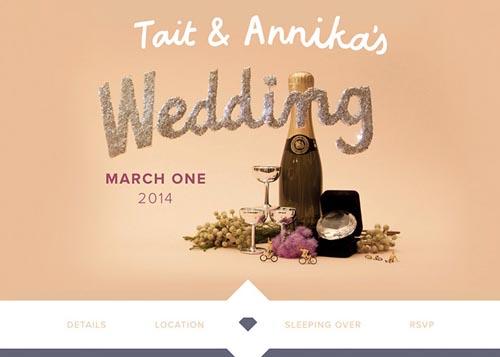 TA Wedding