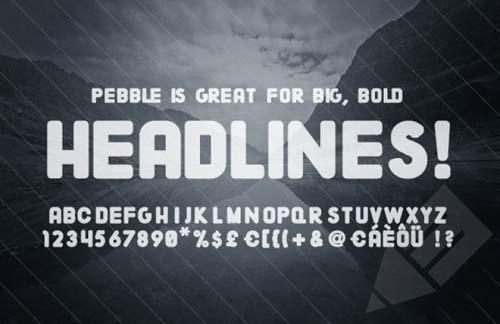 Curvaceous Web Font