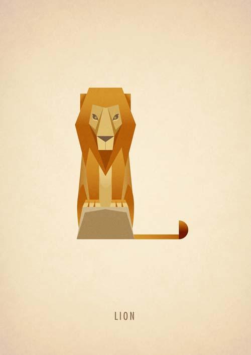 Adobe Illustrator tutorial: Create vector animal type