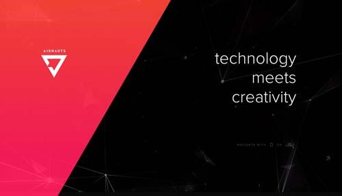 technology meets creativity