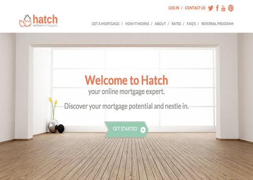 Hatch Online Mortgages