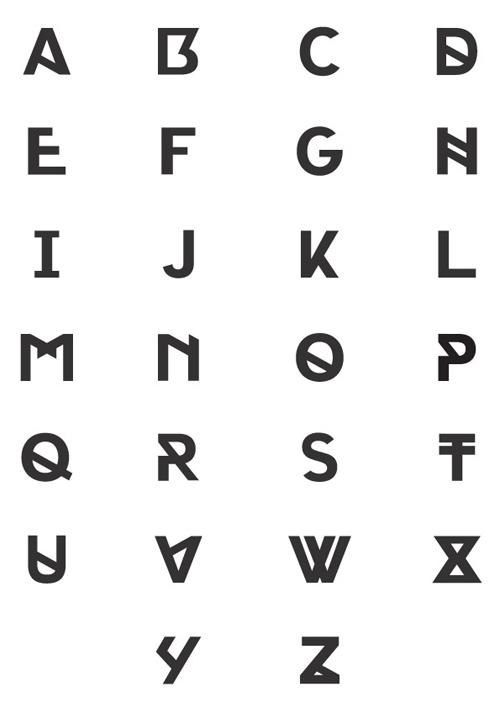 Portica Regular Typeface