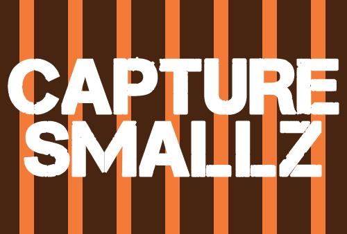 Capture Smallz Font