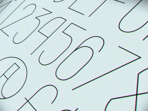 Rhubarb Free Font