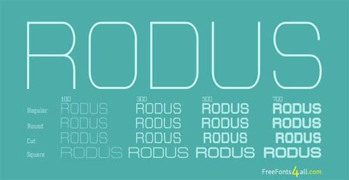 FRITZ & RODUS - REFINED!