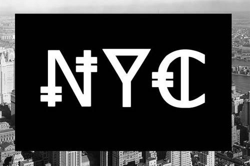 NEW YORK // Free Font