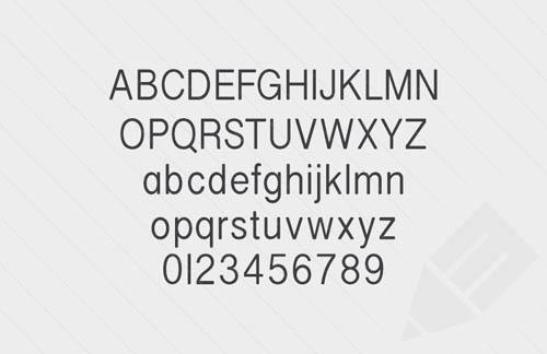 Viro - Sans Serif Font