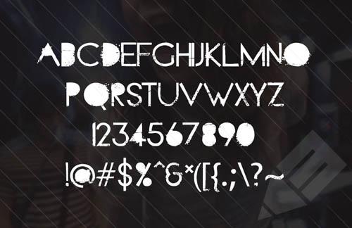 Rocket - Alternative Web Font