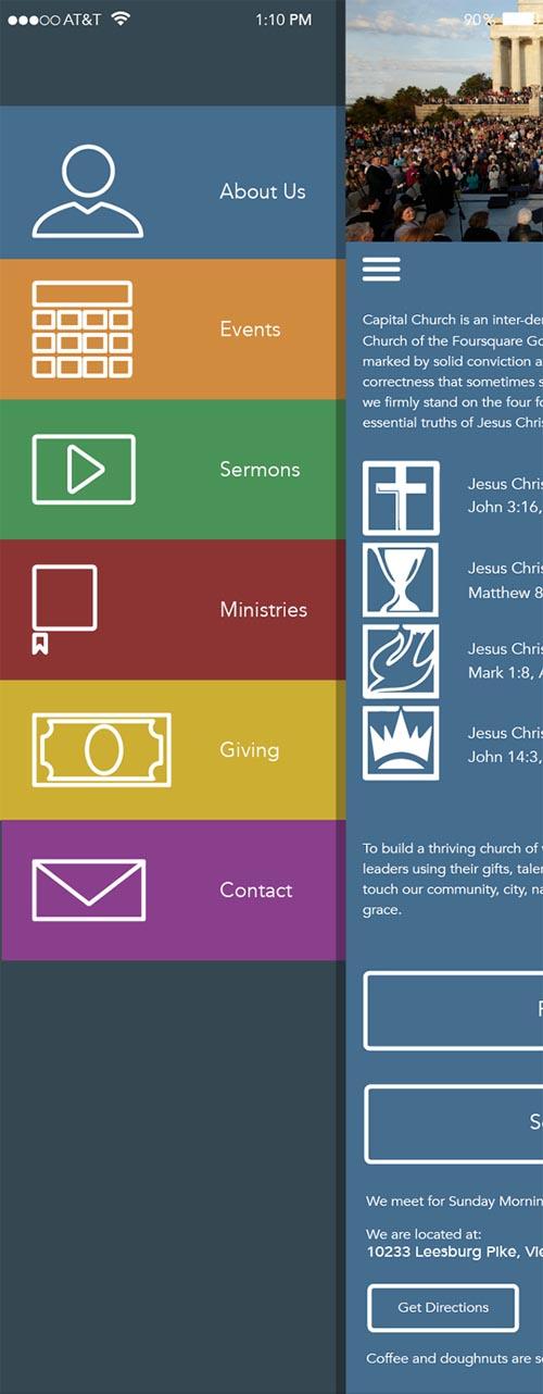 Capital Church App