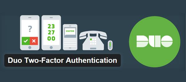Duo Two-Factor Authentication WordPress Plugin