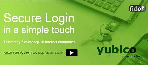 YubiKey Two Factor Authentication WordPress Plugin WordPress Plugin
