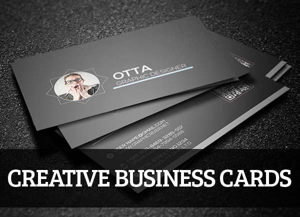 15+ Creative and Unique Business Cards Design