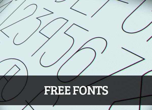 15 Friday Fantastic Free Fonts for Designer
