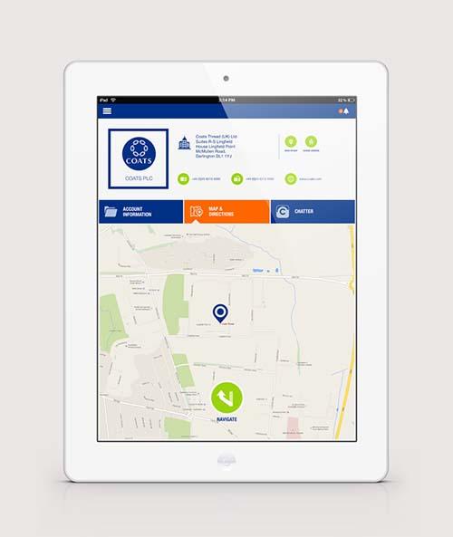 Mobile Application - UI design
