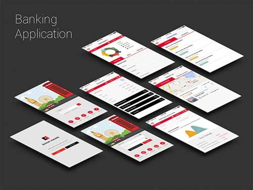 Mobile Applications UI-Design