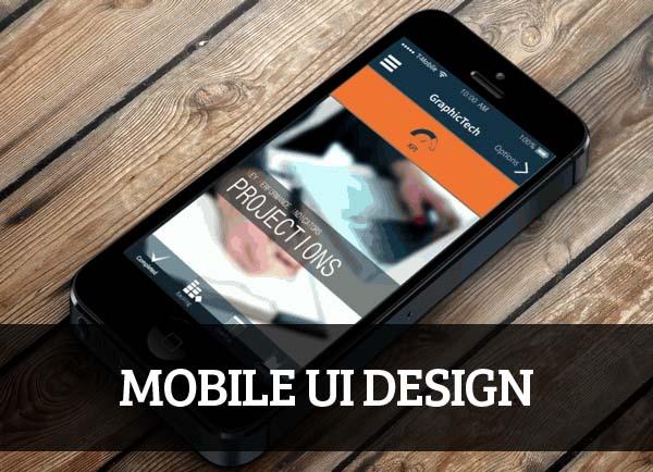 Mobile UI design for Inspiration - 18