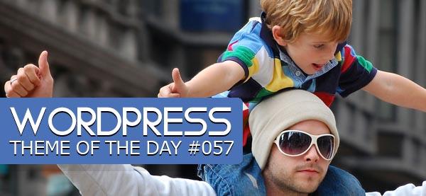 Movie Me : One Page Responsive WordPress Theme