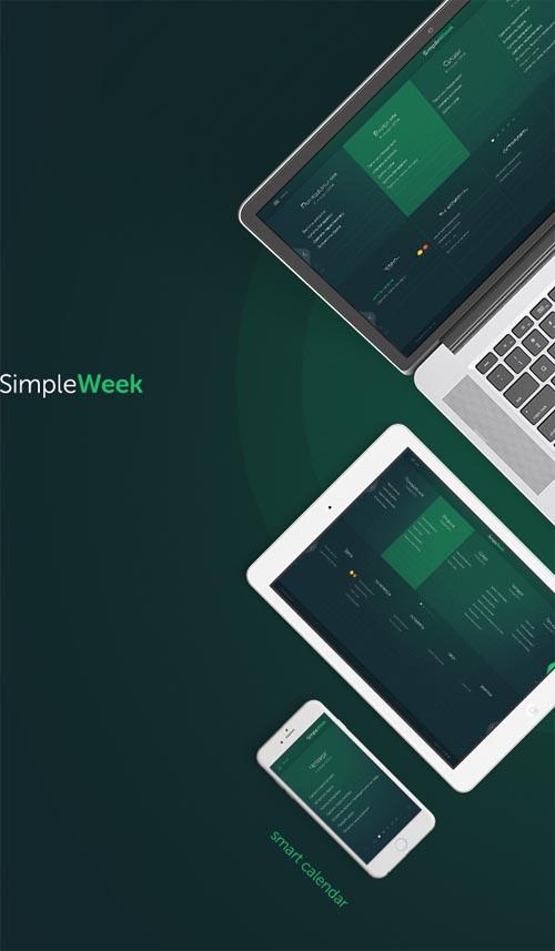SimpleWeek