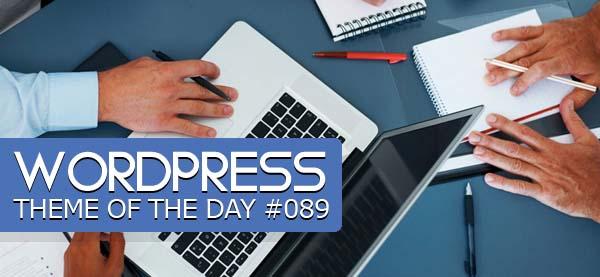 Corposs : Responsive Business WordPress Theme