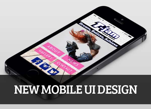 Mobile UI design for Inspiration - 39