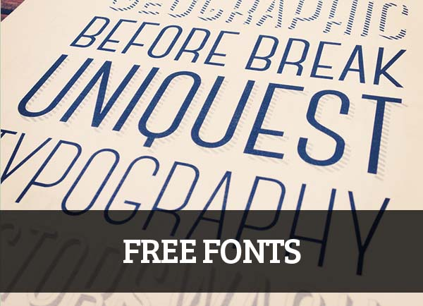 15+ Best Free Fonts for Graphic Designers