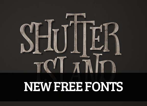 15 Fantastic High Quality Free Fonts for Designers