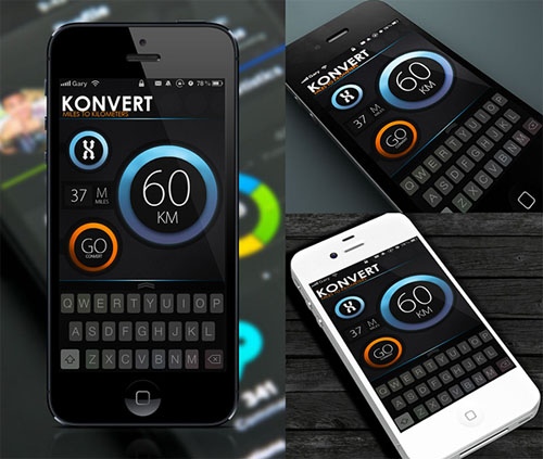 Mobile UI / UX Designs (5)