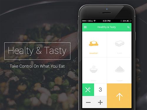 Mobile design iOS