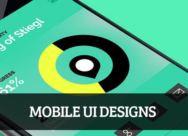 Mobile UI Designs for Inspiration – 47