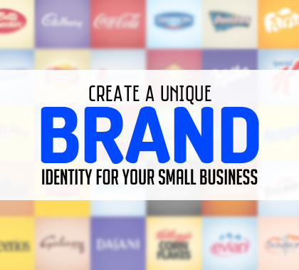 Unique Brand Identity For Your Small Business