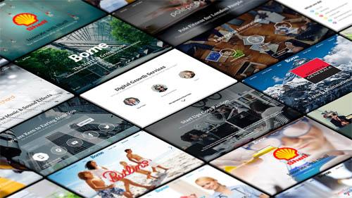 Borne Agency Web Design