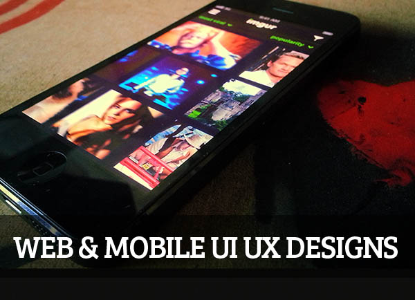 Web & Mobile UI UX Designs for Inspiration – 65