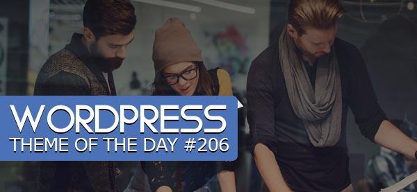 Polar : Creative Multi-Purpose WordPress Theme