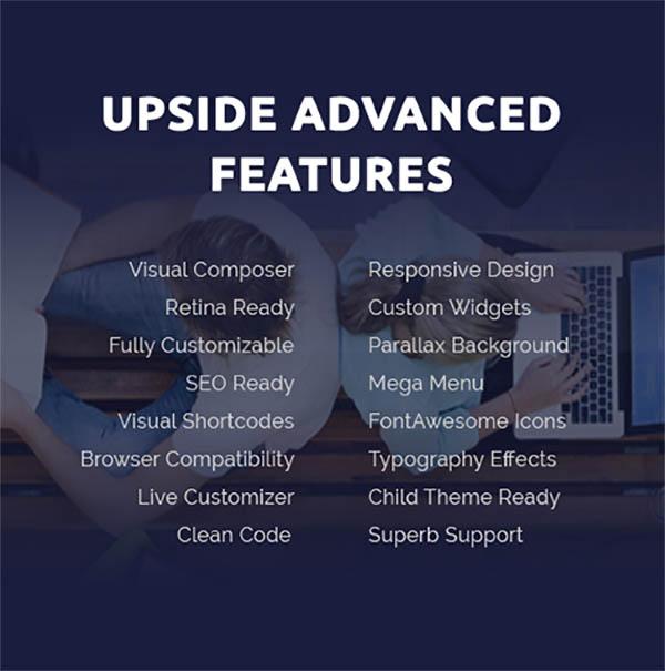 Upside-WordPress-Theme-Feature