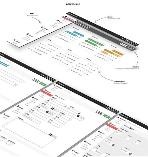 Discoveroom, updated designs