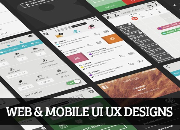 Web & Mobile UI UX Designs for Inspiration – 69