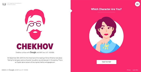 Chekhov Is Alive By  Resn