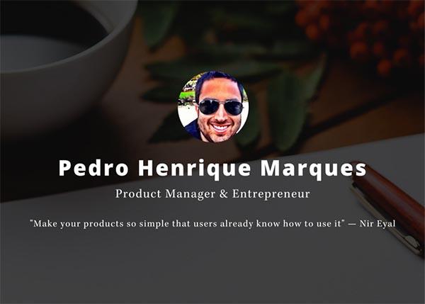 Pedro Henrique Marques By Pedro Henrique Marques