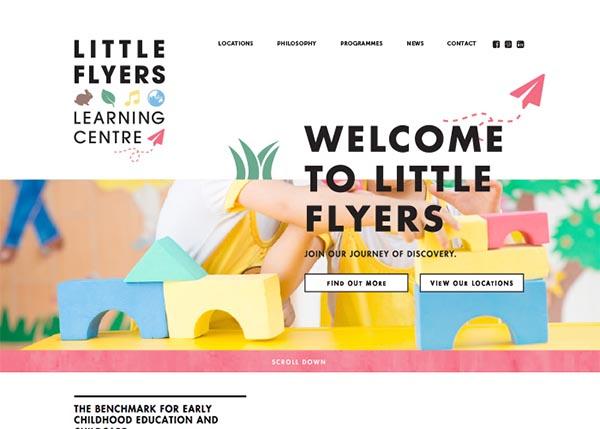 Little Flyers By Yoke