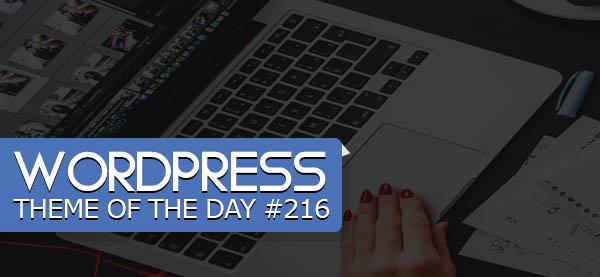 Nexus : Onepage Multipurpose WordPress Theme