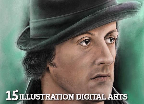 15 Illustration Digital Art for Inspiration