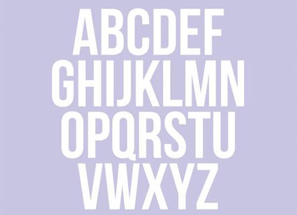 15 Fantastic Free Fonts for Designers