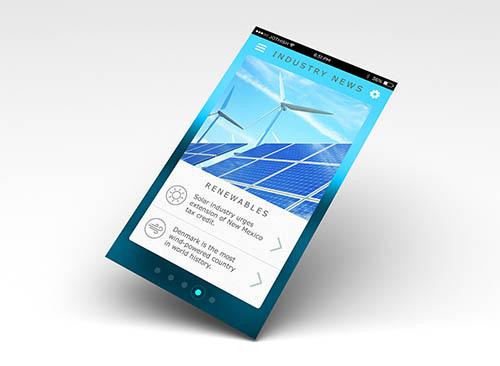 UI/UX — Mobile (work in progress) By Jothish John