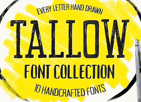 Free Fonts for Designers - 15 Best font