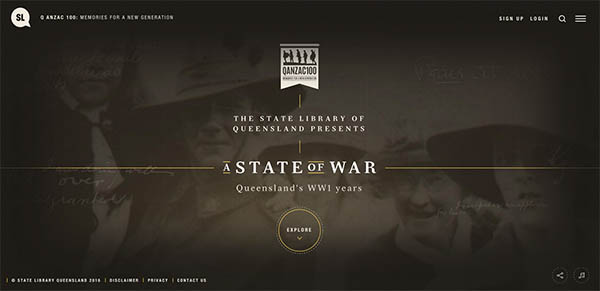 A State of War By JSACreative