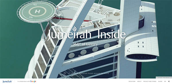 Jumeirah Inside By MediaMonks