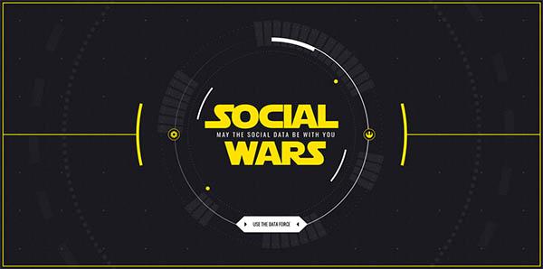 Social Wars By Socialbakers Design Team