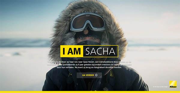 I AM SACHA By Blue Mango Interactive