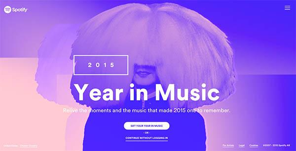 Year in Music By stinkdigital