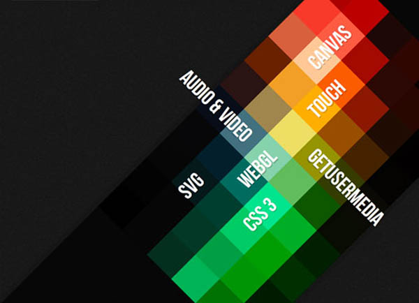 HTML5 Website Designs – 15 Best examples for Inspiration